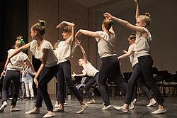 Kreativ-Ensemble der Paul-Lincke-Grundschule Berlin, Foto: Daniel Düsterdiek, Ricarda-Huch-Schule Hannover