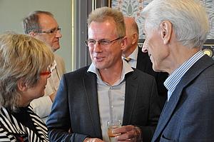 ... im Gespräch mit Frau Prof. Ulrike Rynkowski-Neuhof, HfM Weimar und Dr. Michael Pabst-Krueger (September 2012)
