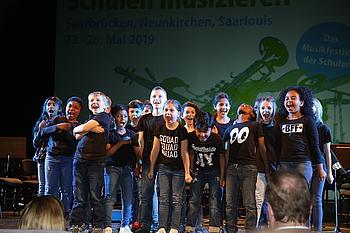 "BMU-Bundesbegegnung ""Schulen musizieren"" 2019, Foto: Thomas Seeber"