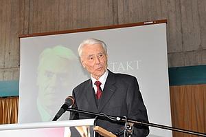 Festakt zum 80. Geburtstag Ehrenforths und zur Überreichung seines Vorlasses an die HMTM Hannover