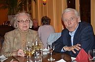 Karl Heinrich Ehrenforth im September 2012 mit Brigitte Franken, ehem. VDS-Bundesgeschäftsführerin